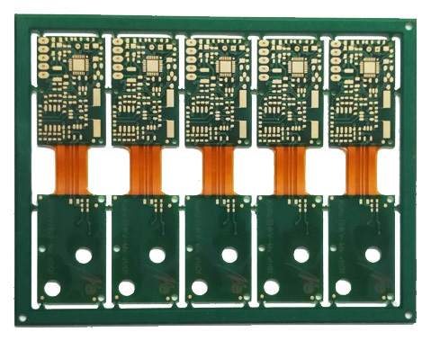 Multilayer Rigid-Flex PCB